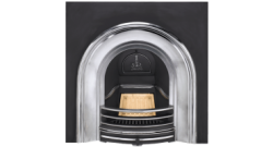 Arched Insert Classic Fireplace