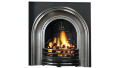 Classical Arched Insert Classic Fireplace