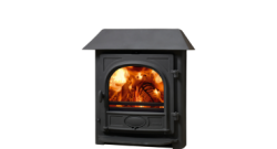 Stockton 7 Inset Convector Stove Low Canopy MK2